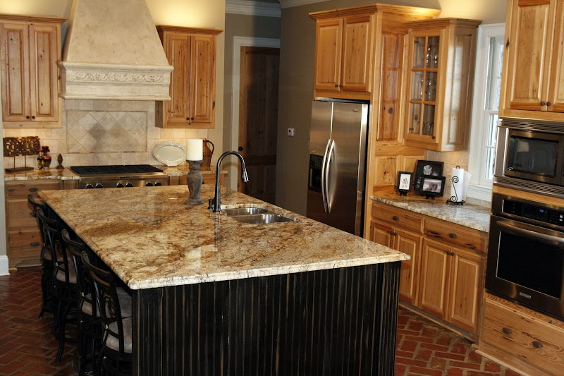 Get Inspired For Kitchen Yellow Granite Photos