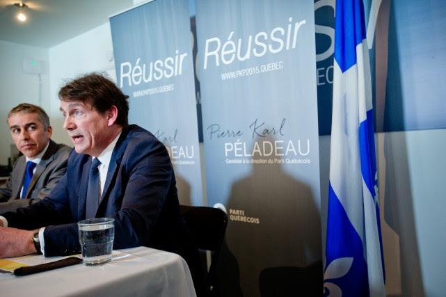 La permanence du Parti québécois souhaite régler rapidement... (PHOTO MARCO CAMPANOZZI, archives LA PRESSE)