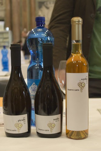 Marco Sara's wines