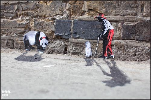 Amazing Miniature street art by Mexican Street artist Pablo Delgado