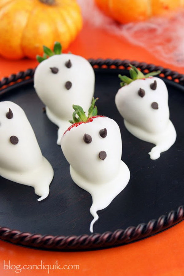 15 Super Easy and Cute Halloween Treats to Make - For ...