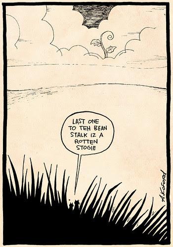 Laugh-Out-Loud Cats #2392 by Ape Lad