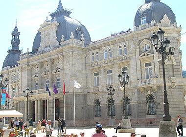 escapadada cartagena murcia fin de semana Cartagena (Murcia)