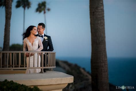 Ritz Carlton Laguna Niguel Wedding   Megan & Halston