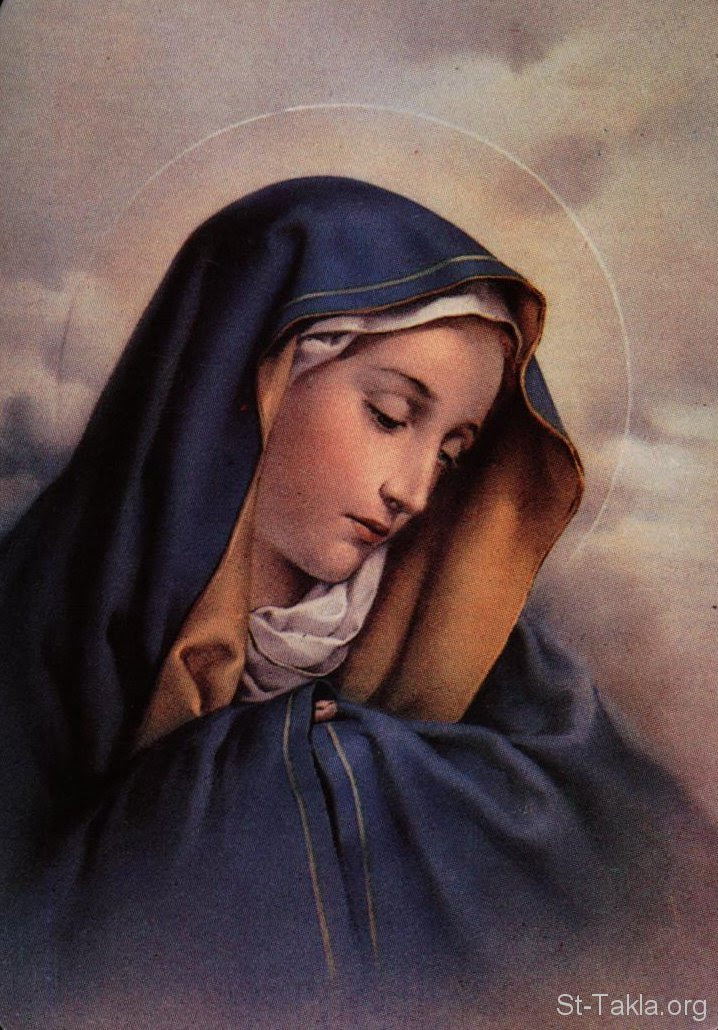 SAINT MARY THE VIRGIN, Mother Of Jesus Christ