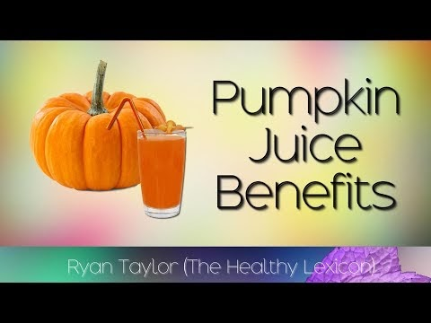 Pumpkin Juice: Benefits and Uses