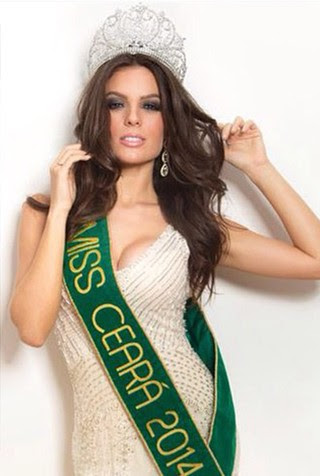 Melissa Gurgel - Miss Ceará  (Foto: Instagram / Reprodução)