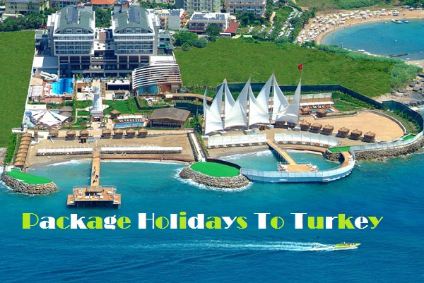 Package Holidays To Turkey