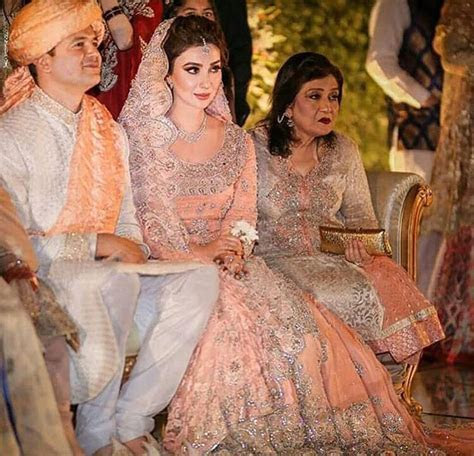 Ayesha Khan?s Complete Weeding/Walima Ceremony Pictures