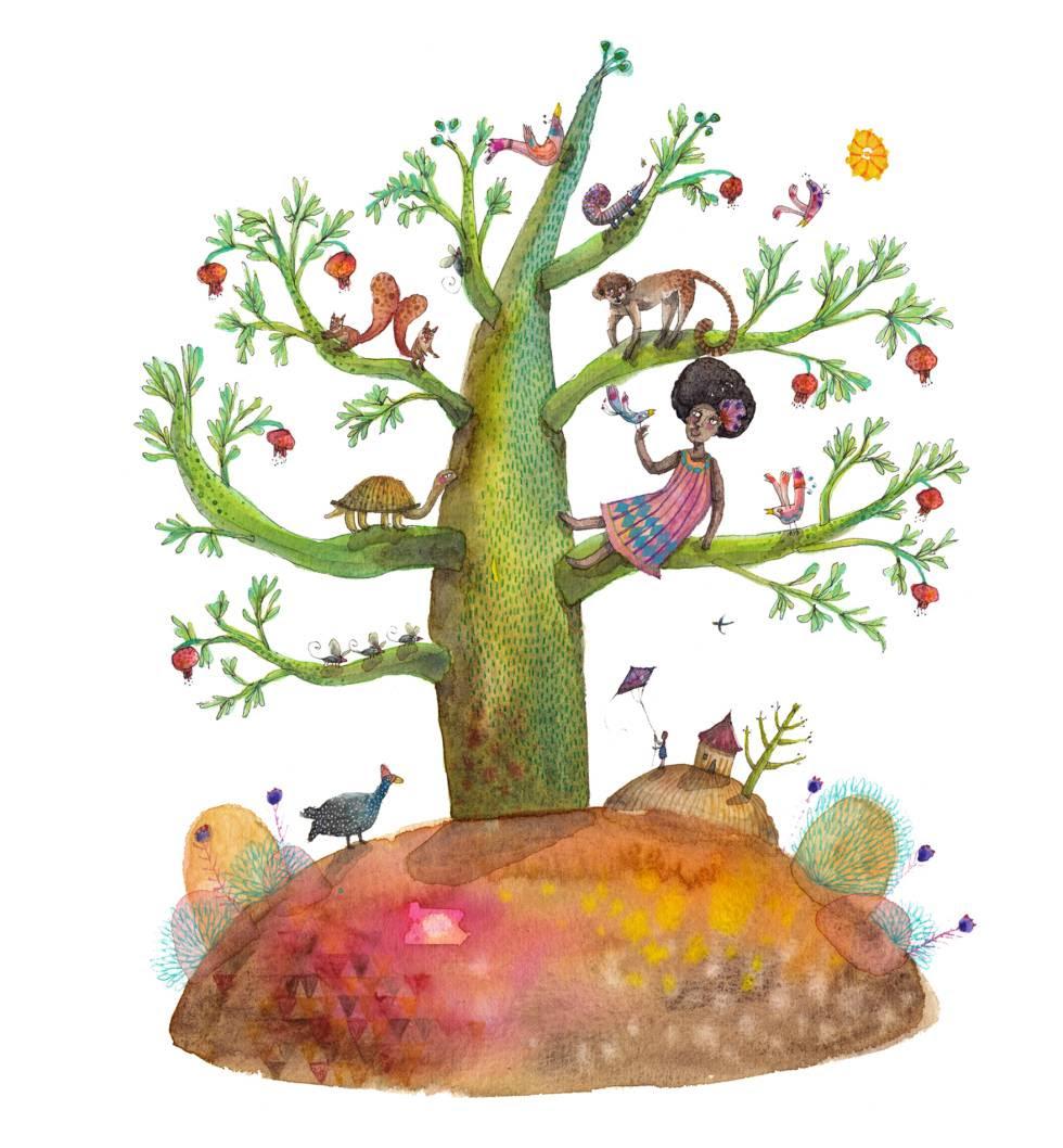 Ilustración: Ruth Bañón.