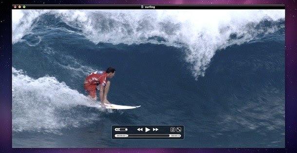 Watch AVI Video on a Mac