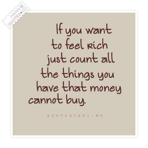 Rich Quotes Sayings Quotezco
