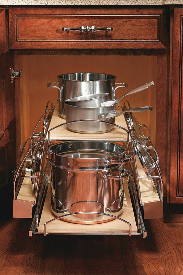 Kitchen Cabinet Organization Products - Decora