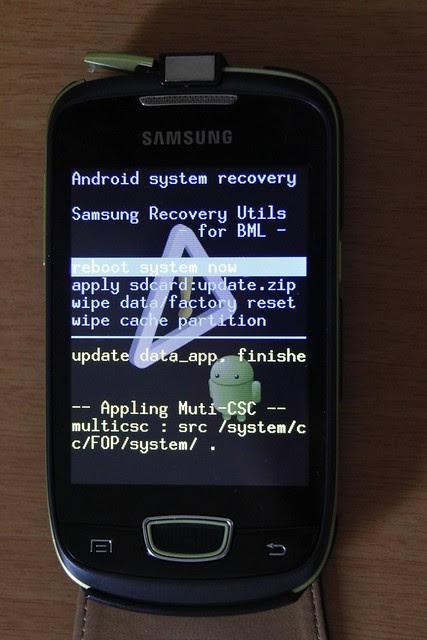 Esto, Android, con Apple no pasa...