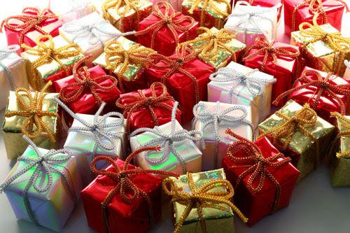 Resultado de imagem para presentes natalinos