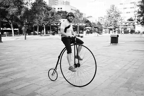 Penny-Farthing by Jesse Acosta
