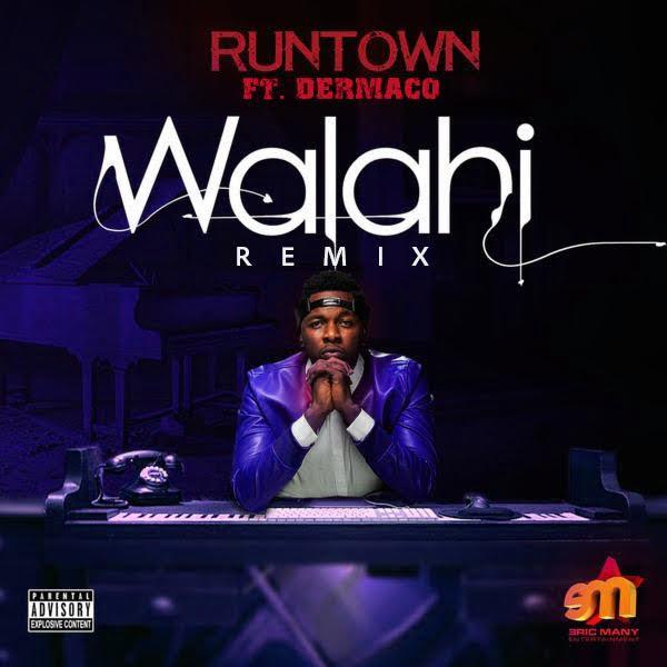 Runtown Demarco Walahi Remix Art