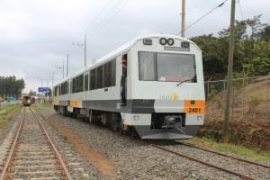 Cartagineses podrán adquirir tiquetes del tren para viajar hasta por una semana o más. CRH.