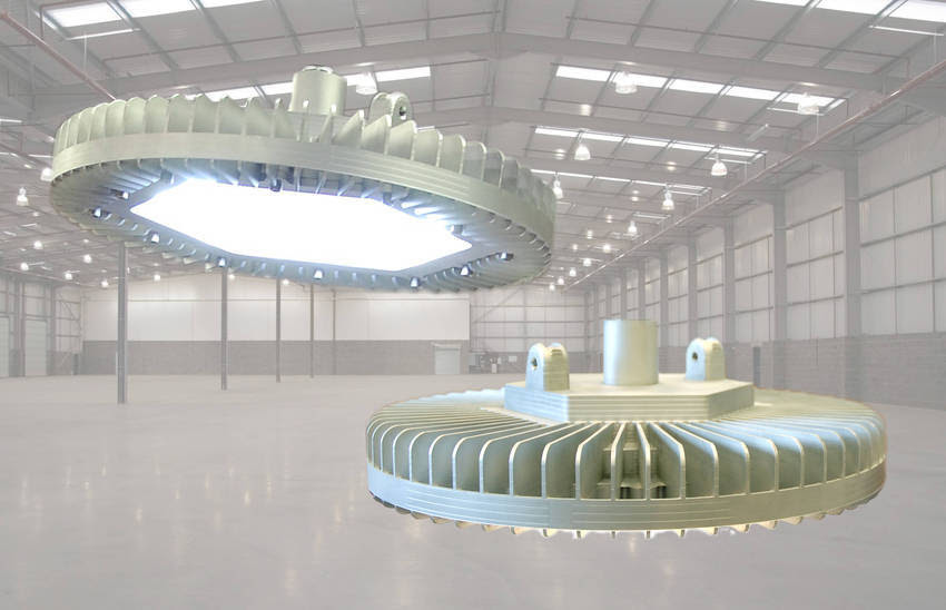 Dialights New LED Luminaire Poised to Save Users $Millions in Energy and Maintenance