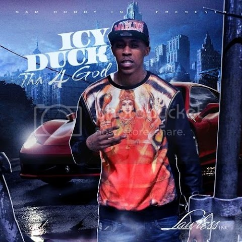 """MIXTAPE REVIEW""""  Icy Duck (@ICY__DUCK) - Tha 4 God (Hosted By @Samhoody)"""
