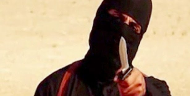 Daughter of one of ISIS Jihadi John's victims said her family will not rest until there is a bullet between the killer's eyes
