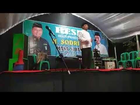 H. Sodri SH, Reses Anggota DPRD Kota Semarang Masa Sidang 1 Tahun 2018