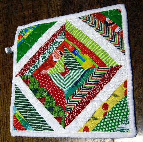 String Potholder