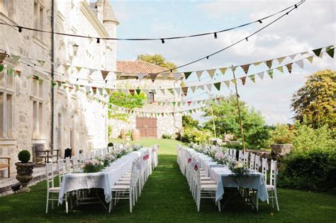 Wedding Venues in France, International   Château de Lisse