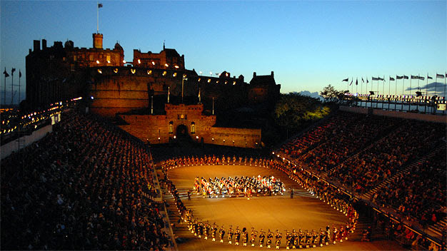 60th Edinburgh Military Tattoo Highlights with commentary by Iain Anderson.