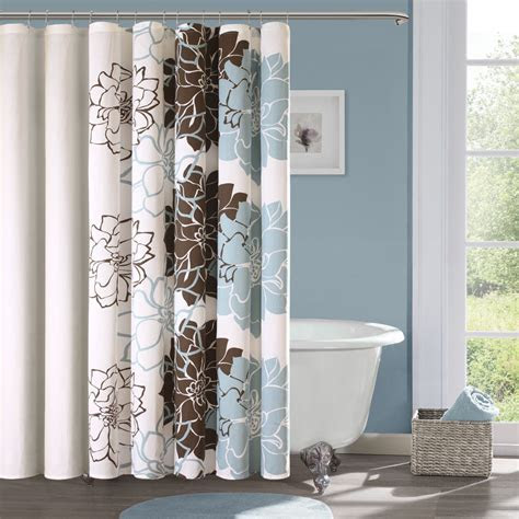 bathroom shower decorations shower curtains  bathrooms