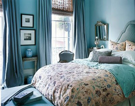Tips To Plan Blue Room For Girls | Home Decor Report