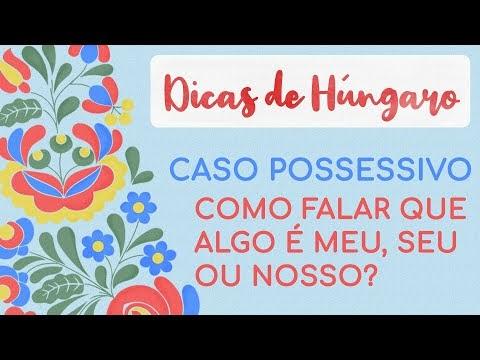 Caso Possessivo - Estudar Húngaro