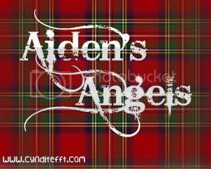 Aiden's Angels From Between (Between Series Book #1) By Cyndi Tefft, Aiden's Angels From Between (Between Series Book #1) By Cyndi Tefft