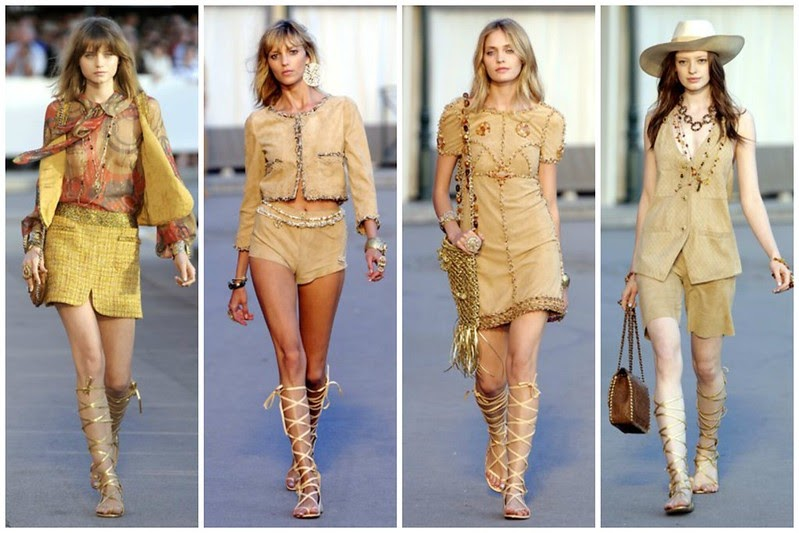 Sam Muses How To Wear Knee High Gladiator Sandals