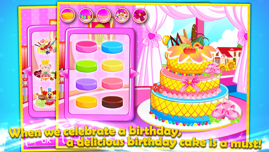 Play Free Cake Games Cooking Games