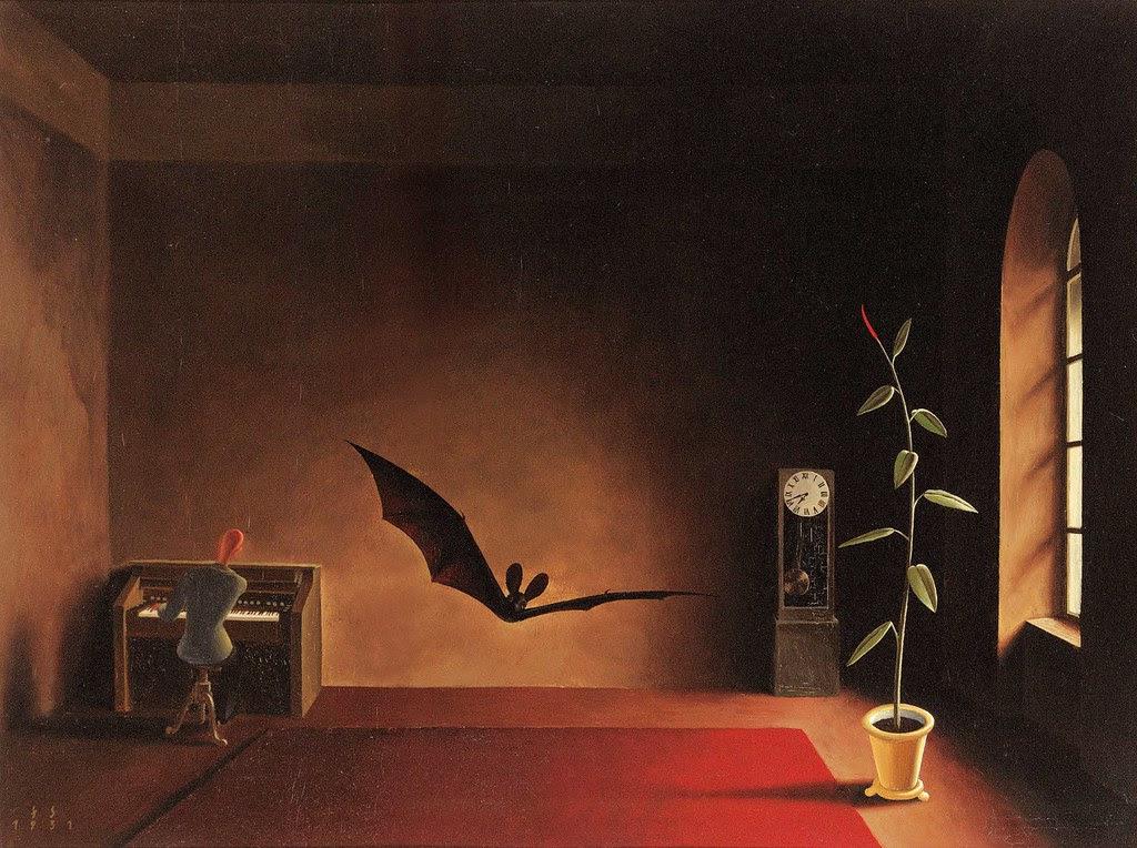 Franz Sedlacek - Song in the Twilight, 1931