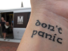 Metro: Don't Panic