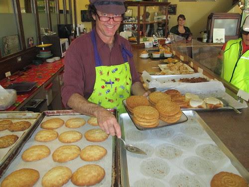 Mmm! Freshly baked cookies!