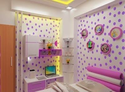 Desain Kamar Tidur Remaja Minimalis Sederhana