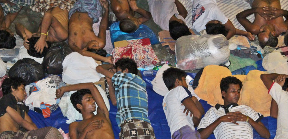 Image result for les réfugiés de la mer