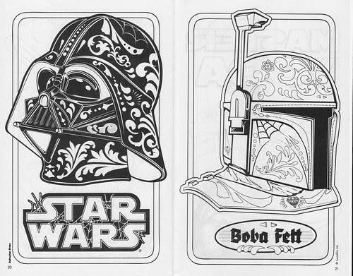 Star Wars Halloween Play Pack - Helmets