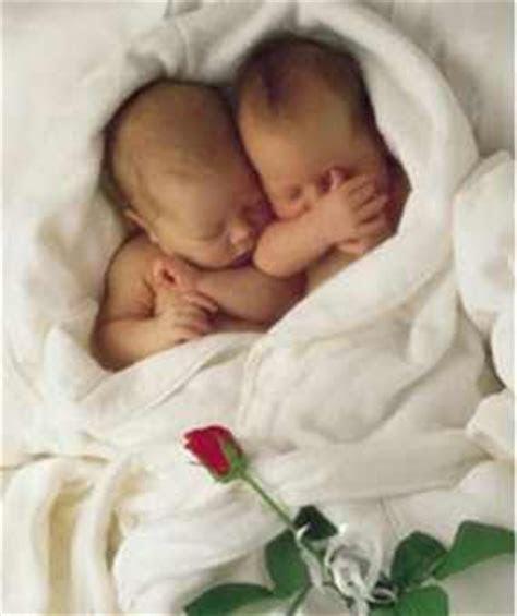 foto bayi kembar lucu  imut