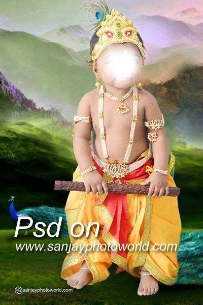 Sanjay Photo World: psd (Krishna) Studio Backgrounds vol