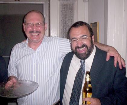 Andrew Bostom and Robert Spencer