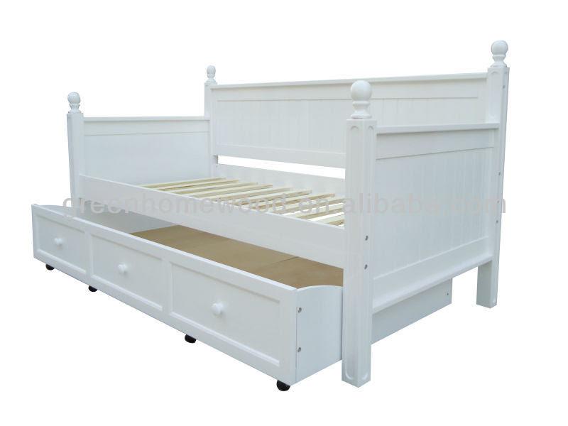 Dormitorio muebles modernos divan cama nido for Cama nido divan