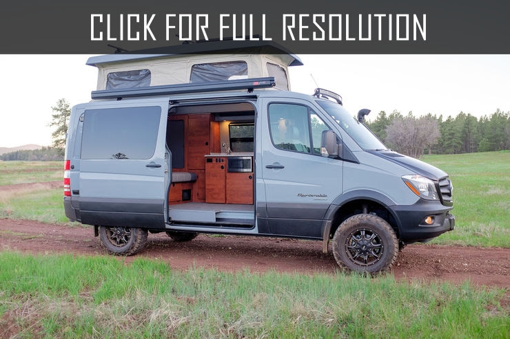 Mercedes Benz Sprinter Camper 4x4 - amazing photo gallery ...
