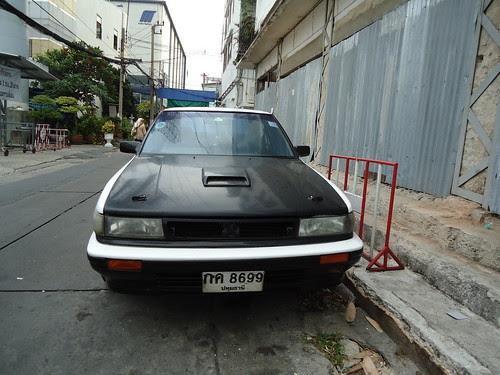 Toyota Corolla Levin in Bangkok
