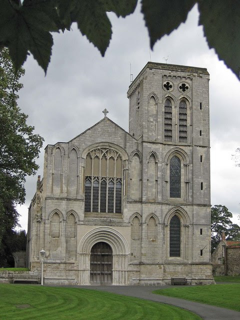 St Mary's Priory Church, Old Malton