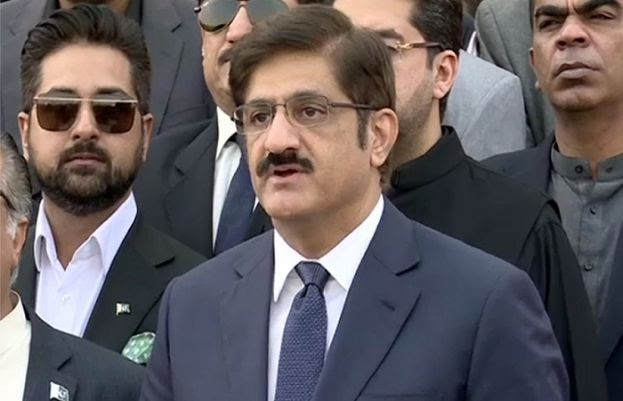 Murad Ali Shah takes notice of Centre's police rotation policy | Latest-News | Daily Pakistan