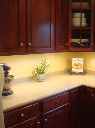 Under Cabinet Lighting - Tips for Choosing and Installing ...